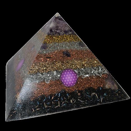Orgonit piramis Egyiptom XXL