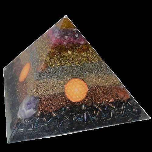 Orgonit piramis Egyiptom XL